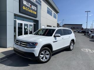 Used 2018 Volkswagen Atlas Trendline 3.6 FSI 4MOTION for sale in St-Georges, QC