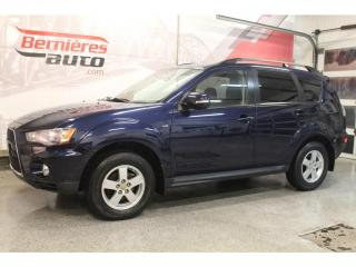 Used 2013 Mitsubishi Outlander LS V6 3.0 AWC 7 PASSAGERS for sale in Lévis, QC
