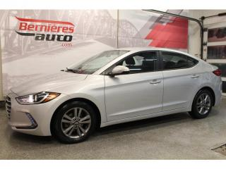 Used 2018 Hyundai Elantra GL for sale in Lévis, QC