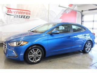 Used 2017 Hyundai Elantra GL for sale in Lévis, QC