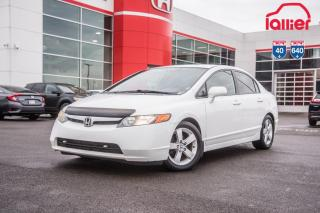 Used 2008 Honda Civic GARANTIE PROLONGEE DISPONIBLE SUR DEMANDE LE PLUS GRAND CHOIX DE CIVIC USAGEES AU QUEBEC for sale in Terrebonne, QC