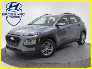 Used 2018 Hyundai KONA AWD ESSENTIAL CAM DE RECUL MAGS BLUETOOTH for sale in Brossard, QC