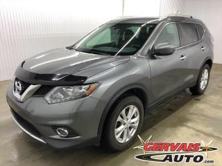 Used 2016 Nissan Rogue SV AWD MAGS BLUETOOTH CAMÉRA *Traction intégrale* for sale in Trois-Rivières, QC