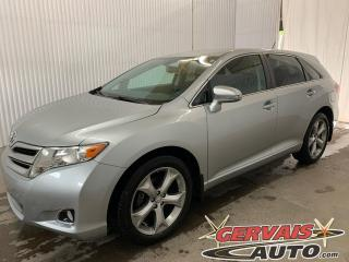 Used 2016 Toyota Venza LE V6 AWD Mags Caméra A/C Bluetooth for sale in Shawinigan, QC