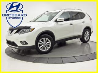 Used 2016 Nissan Rogue 4X4 CAM DE RECUL/360 TOIT OUVRANT for sale in Brossard, QC