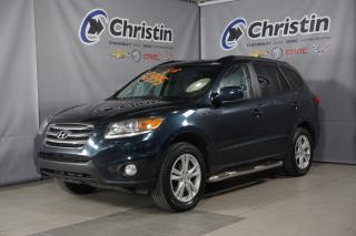Used 2012 Hyundai Santa Fe SUNROOF MAG BLUETOOTH**60807 KM**SIEGE CHAUFFANT for sale in Montréal, QC