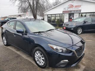 Used 2016 Mazda MAZDA3 Touring/GS for sale in Barrie, ON