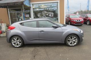 Used 2017 Hyundai Veloster Coupé 3 portes, boîte manuelle for sale in Prevost, QC