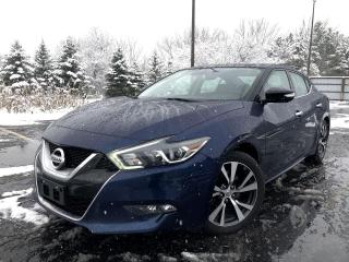 Used 2016 Nissan Maxima Platinum for sale in Cayuga, ON