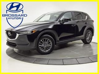 Used 2018 Mazda CX-5 AWD GS CAM DE RECUL CUIR SIÈGES CHAUFFANTS for sale in Brossard, QC