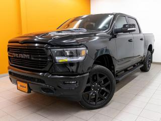 Used 2019 RAM 1500 SPORT REBEL CREW 4X4 *SIEGES CHAUFF* ALPINE *PROMO for sale in St-Jérôme, QC