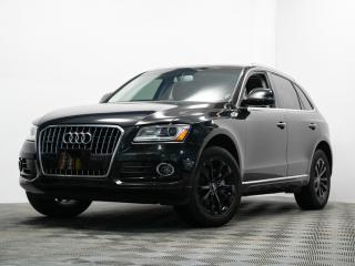 Used 2017 Audi Q5 AWD PROGRESSIV TOIT PANO CUIR NAV for sale in Brossard, QC