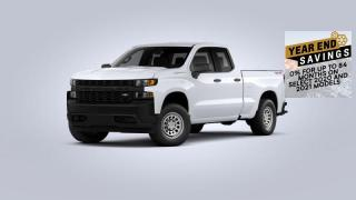 New 2021 Chevrolet Silverado 1500 Work Truck for sale in Orleans, ON