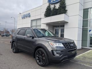 Used 2017 Ford Explorer XLT for sale in Lévis, QC