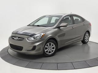 Used 2012 Hyundai Accent GL AUTO A/C SIEGES CHAUFFANTS for sale in Brossard, QC