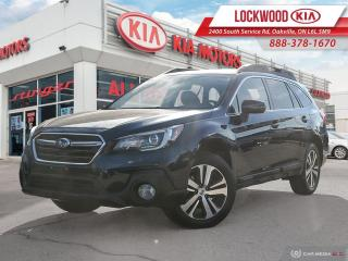 Used 2018 Subaru Outback 3.6R Limited w-EyeSight Pkg for sale in Oakville, ON