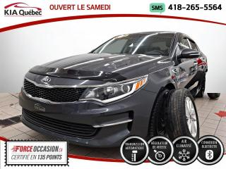 Used 2016 Kia Optima LX* AUTOMATIQUE* A/C* BLUETOOTH* for sale in Québec, QC