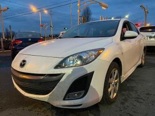 Used 2010 Mazda MAZDA3 Hayon 4 portes Sport, boîte manuelle, GS for sale in Drummondville, QC