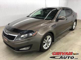 Used 2013 Kia Optima EX CUIR TOIT OUVRANT MAGS for sale in Shawinigan, QC