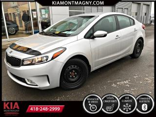 Used 2017 Kia Forte Berline 4 portes, boîte automatique, LX+ for sale in Montmagny, QC
