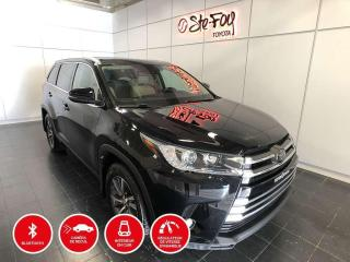 Used 2017 Toyota Highlander XLE - AWD - TOIT OUVRANT for sale in Québec, QC