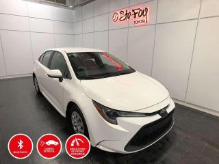 Used 2020 Toyota Corolla L - BLUETOOTH for sale in Québec, QC