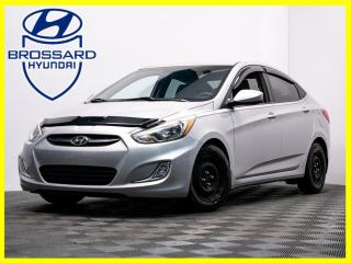 Used 2015 Hyundai Accent GL AUTO SIÈGES CHAUFFANTS BLUETOOTH CRUISE for sale in Brossard, QC