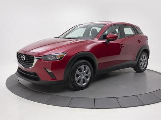 Used 2018 Mazda CX-3 GTCAM DE RECUL A/C ASSISTANCE DE VOIE BLUETOOTH for sale in Brossard, QC