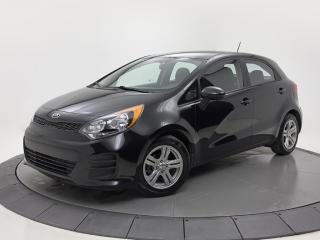 Used 2017 Kia Rio LX+ AUTO BLUETOOTH CRUISE A/C for sale in Brossard, QC