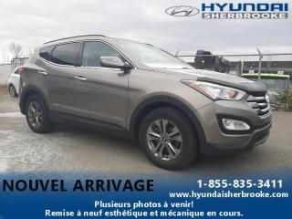 Used 2015 Hyundai Santa Fe LUXURY 2.4 AWD CAMERA TOIT PANO CUIR for sale in Sherbrooke, QC