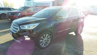 Used 2018 Ford Escape Titanium for sale in New Hamburg, ON