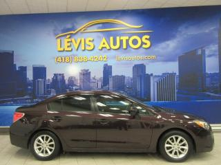 Used 2013 Subaru Impreza TOURING AUTOMATIQUE AWD 138400KM TOUT EQ for sale in Lévis, QC