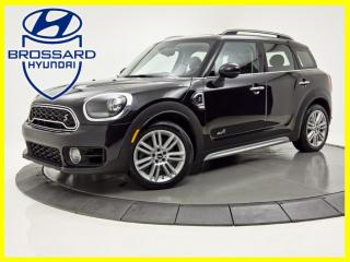 Used 2017 MINI Cooper Countryman AWD S AUTO TOIT PANO CUIR CAM DE RECUL FULL for sale in Brossard, QC