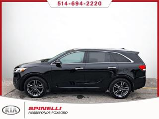 Used 2017 Kia Sorento SX V6 7 PASSAGERS SX V6 7 PASSAGERS for sale in Montréal, QC