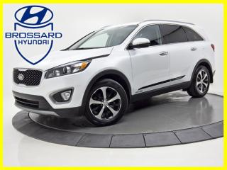 Used 2017 Kia Sorento AWD EX CUIR CAM DE RECUL 7 PLACES APPLE CAR PLAY for sale in Brossard, QC