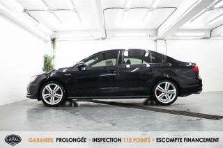 Used 2017 Volkswagen Jetta Man GLI Autobahn + Cuir + GPS + Fender for sale in Québec, QC