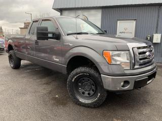 Used 2012 Ford F-150 ***XLT,CREW,4X4,BOITE 8 PIEDS,A/C*** for sale in Longueuil, QC