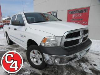 Used 2014 RAM 1500 CREW CAB 5.7 HEMI 4X4 MAG for sale in St-Jérôme, QC