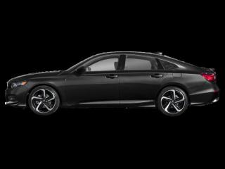 New 2020 Honda Accord Sedan SPORT 2.0 for sale in Port Moody, BC