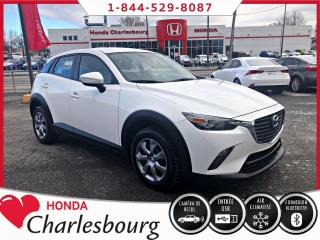 Used 2017 Mazda CX-3 GX ***33 330 KM***UN PROPRIÉTAIRE*** for sale in Charlesbourg, QC
