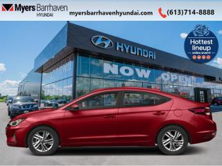 New 2020 Hyundai Elantra Essential IVT  - Heated Seats - $126 B/W for sale in Nepean, ON