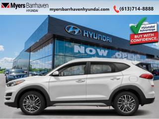 New 2021 Hyundai Tucson 2.4L Urban AWD  - Black Accents - $227 B/W for sale in Nepean, ON