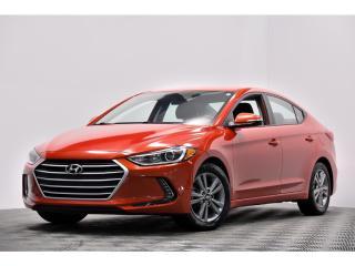 Used 2018 Hyundai Elantra GL AUTO APPLE CAR PLAY SIÈGES VOLANT CHAUFFANT for sale in Brossard, QC