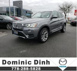 Used 2017 BMW X3 xDrive28i for sale in Richmond, BC