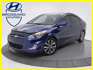 Used 2017 Hyundai Accent SE AUTO TOIT OUVRANT MAGS PHARES ANTIBROUILLARD for sale in Brossard, QC