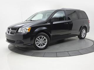 Used 2017 Dodge Grand Caravan SXT MAGS CAM DE RECUL BLUETOOTH A/C for sale in Brossard, QC