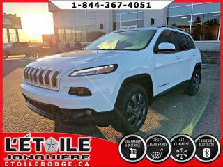 Used 2016 Jeep Cherokee 4x4 V6 North for sale in Jonquière, QC