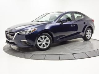 Used 2016 Mazda MAZDA3 GX AUTO CAM DE RECUL PUSH STAR A/C for sale in Brossard, QC