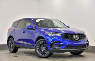 Used 2020 Acura RDX A-SPEC SH-AWD  + CUIR + GPS + TOIT PANO for sale in Ste-Julie, QC