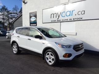 Used 2017 Ford Escape S BACKUP CAMERA, POWERGROUP!! for sale in Richmond, ON
